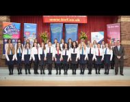 Bangor Academy & Sixth Form College, Winner Secondary &  High School Choir