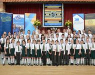 Orangefield Primary School Winner Sacred Music & Runner Up Over 30 singers