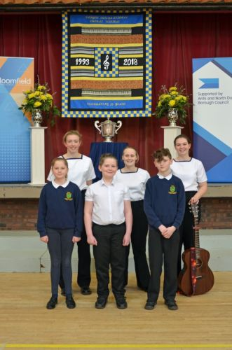 Bangor Sea Cadets Winner Youth Choir